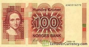 100 Norwegian Kroner (Camilla Collett) - Exchange yours ...