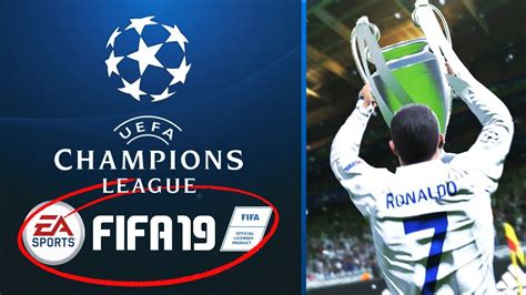 Uefa Champions League Confirmed For Fifa 19!?! Clipzuicom
