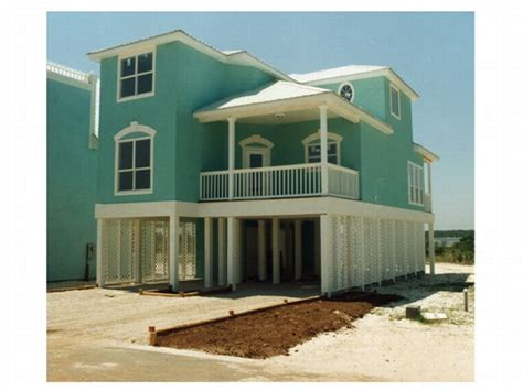 Narrow Lot House Plans Beach
