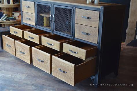 meuble cuisine acier meuble cuisine industriel meuble industriel lot centrale
