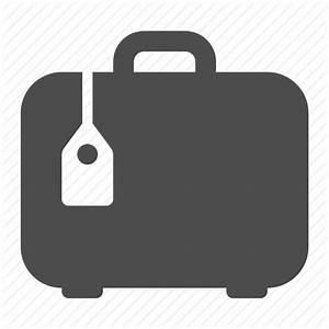 Airport, baggage, briefcase, luggage, suitcase, tag icon ...