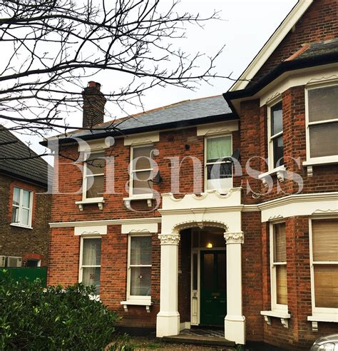Exterior House Refurbishment Project In London • Bigness Group