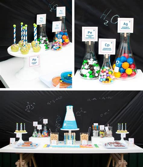 Kara's Party Ideas Science Themed Birthday Party {ideas