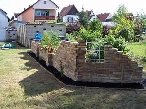 Mauer Im Garten : backsteinmauer userprojekte ~ Michelbontemps.com Haus und Dekorationen