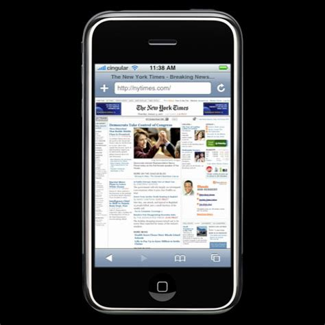 iphone browser if steve had his way your apple iphone would