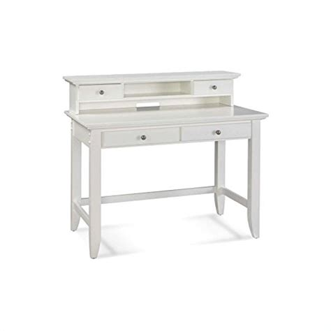 white writing desk with drawers student table writing desk hard wood w shelf drawers room