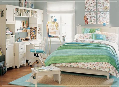 Teenager's Rooms : Teen Room For Girls