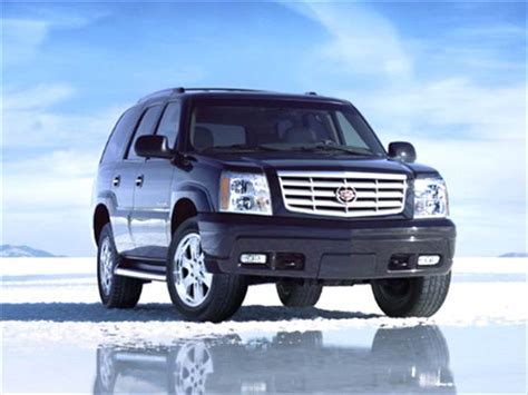 2005 Cadillac Escalade Sport Utility 4d Used Car Prices