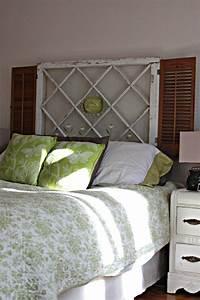 Tete De Lit Chic Et Design : tete lit faire soi meme accueil design et mobilier ~ Teatrodelosmanantiales.com Idées de Décoration