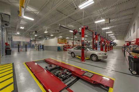 commercial garage flooring gallery
