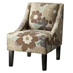 Target Swoop Arm Accent Chair by Target Mobile Site Swoop Upholstered Accent Chair