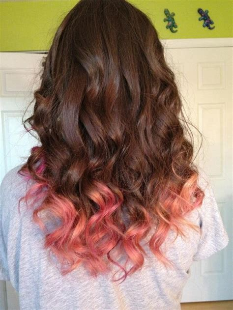 17 Best Ideas About Dip Dyed Hair On Pinterest Dyed Tips