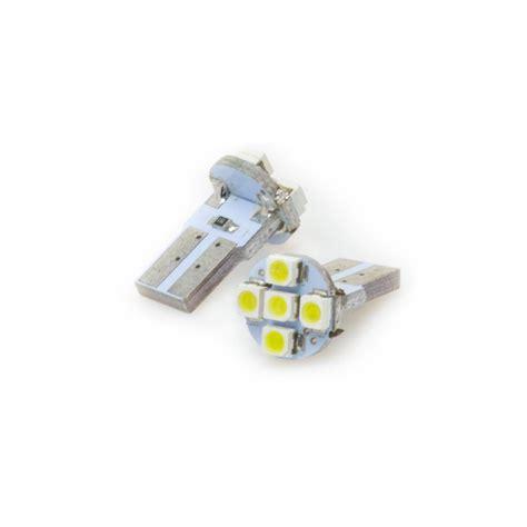 t10 5 smd 3528 flat base led bulb xenonhids