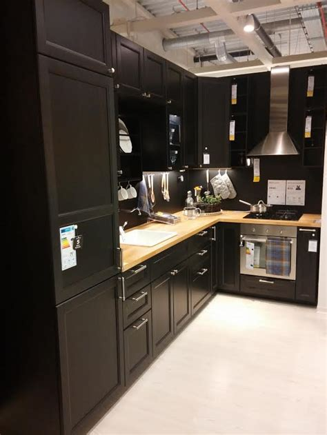 qualite cuisine ikea meuble de cuisine noir ikea décoration d 39 intérieur