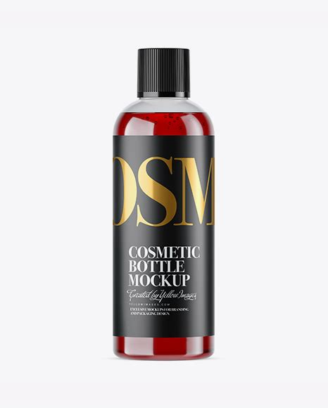 You can paste your label with any shape you want and use metallic layer as a perfect finish. Download Psd Mockup Bottle Clear Cosmetic Gel Golden Layer ...