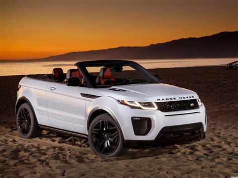 Fotos De Land Rover Range Rover Evoque Convertible Usa
