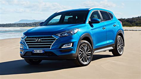 News  2019 Hyundai Tucson Gains Sharper Looks And Kit