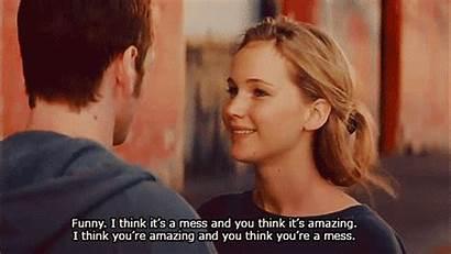 Jennifer Lawrence Beaver Movie Amazing Gifs Quotes