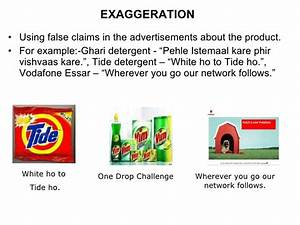 Exaggeration In Advertising Essay On Students Life Exaggeration