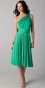 Fashion Bird Erfahrungen : twobirds tea length convertible dress dove in green lyst ~ Markanthonyermac.com Haus und Dekorationen
