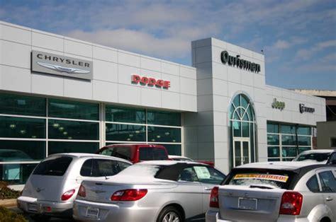 Ourisman Chrysler Jeep & Dodge Of Alexandria  Car Dealers