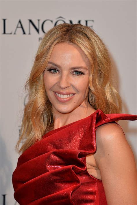 Kylie Minogue - Lancome Celebrates 80 Years of Beauty ...