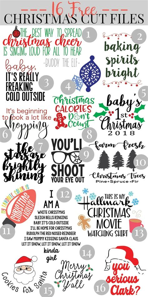 The galleries below contain a total of over 50 svgs that you may download and use for both personal and commercial use! Homemade Christmas Ornaments with SVG cut file - 100 ...