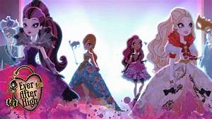 Thronecoming | Ever After High™ - YouTube
