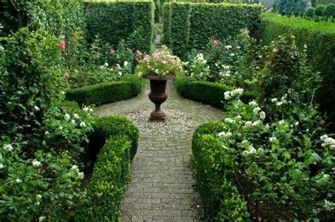 Landschaftsbau Englischer Garten Gestalten Ideen Steinweg