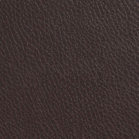 chocolate brown leather texture vinyl upholstery fabric