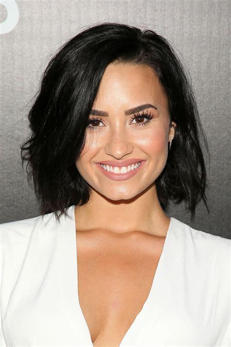 Demi Lovatos Beauty Evolution Teen Vogue