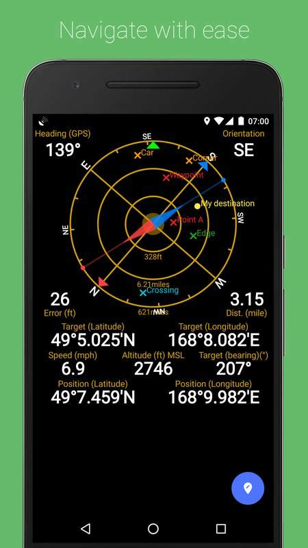 gps status for android apk