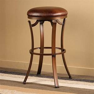 Kelford, 26, U0026quot, Backless, Swivel, Counter, Stool, In, Antique, Bronze