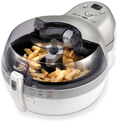 fryer deep fal actifry cooker fat kitchen multi low appliances oil healthiest fried crisp cooking food healthy tablespoon using recipes