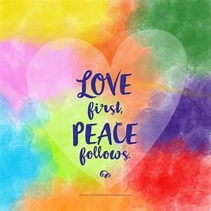 Love And Peace : embody peace and love brand new peace love ~ A.2002-acura-tl-radio.info Haus und Dekorationen