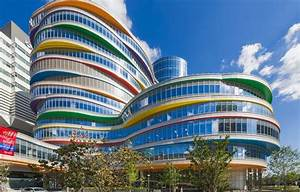 The Children's Hospital of Philadelphia addition features ...