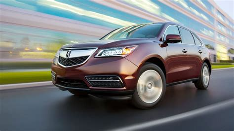 Acura Mdx Sh-awd (2015) Review