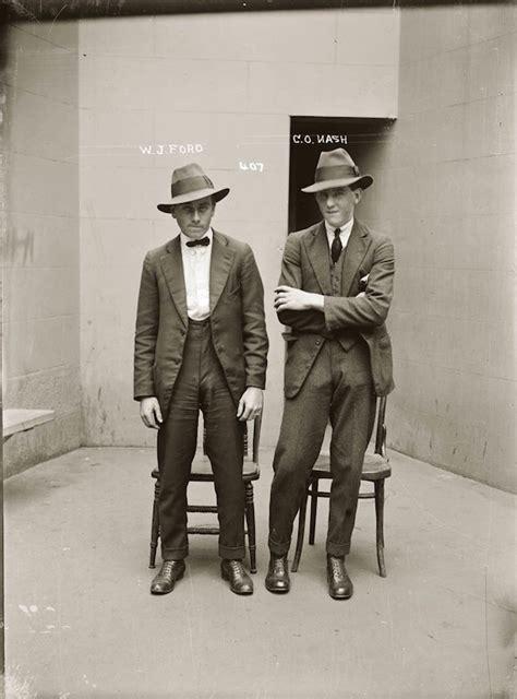 1920s mugshots designtaxi criminals