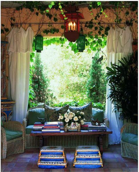 The Botanical Home Of.... Musician Mileece Petre