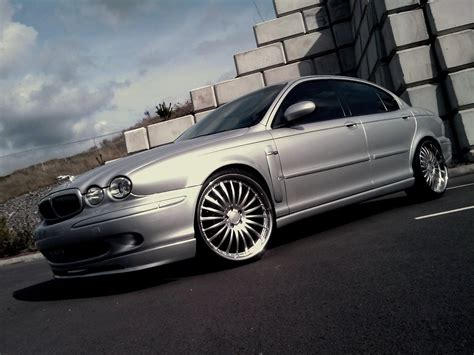 Jaguar X-Type wheels gallery. MoiBibiki #1