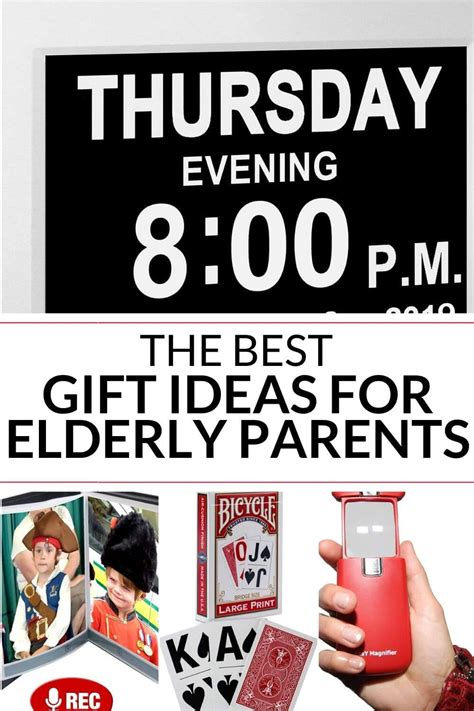 If you're looking for guaranteed winning gifts for men, look no further. Gifts for elderly parents can be difficult - especially ...