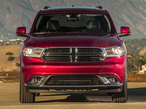 New 2017 Dodge Durango   Price, Photos, Reviews, Safety