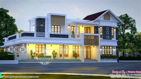 house design  kerala traditional  contemporary latest home  youtube