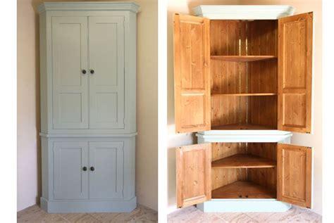 country kitchen larder cupboard handmade solid wood larder unit freestanding kitchen 6084