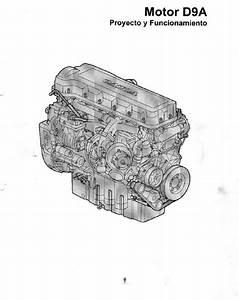 Volvo Engine D9a Funcionamiento