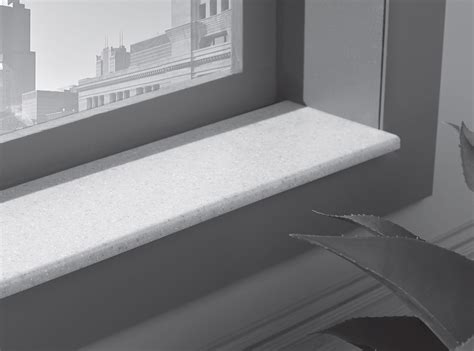 Window Sills by Lippert Cultured Marble Window Sills