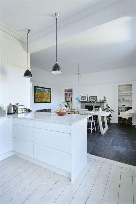 decor cuisine decoration cuisine ouverte sur sejour