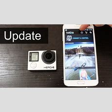 How To Update Gopro Hero4 Firmware (february Release