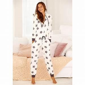 Combinaison Pyjama Homme Polaire : pyjama combinaison de nuit capuche imprim toile maille ~ Mglfilm.com Idées de Décoration