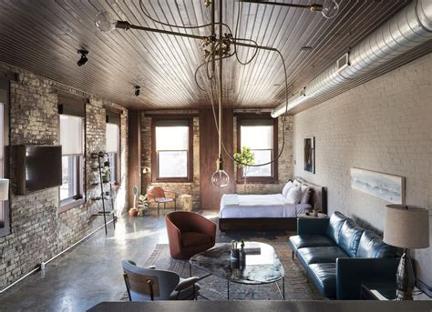history  modernity meet   industrial hotel